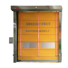 Rapid Roller Shutter Stacking Door