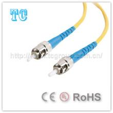 Ce / UL Certificado St a St Puente de fibra óptica monomodo