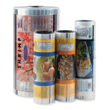 Instant Food Plastic Packaging Roll Film/ Laminated Packaging Roll Film
