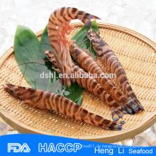 HL002 Saison Meeresfrüchte gefrorene Garnelen Preis für Ihren Markt