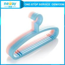 Flexible Bogen Kunststoff Kleiderbügel