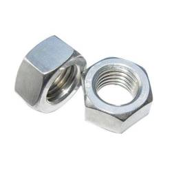 Hight quality zinc plated brass nut