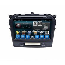 Android 6.0 / 7.1 Kaier lecteur dvd de voiture GPS pour Suzuki Grand Vitara avec carte SD Radio Stereo Navigator