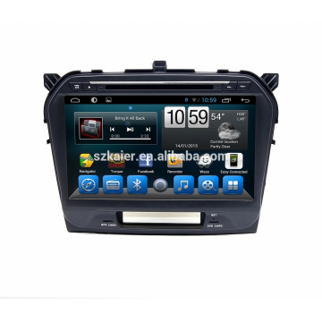 Android 6.0/7.1 Kaier car dvd player GPS for Suzuki Grand Vitara with SD card Radio Stereo Navigator