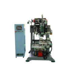 Tốc độ cao 3 Axis Medium Filament Brush Machine