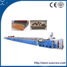 Hochleistungs-PVC PE PP WPC Schaumstoff-Extrusionslinie
