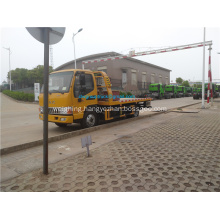 4x2 towing truck road recovery wrecker truck sale