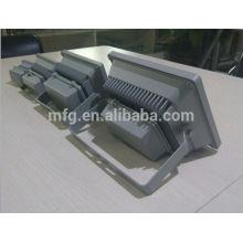 Negro Carcasa de aluminio IP65 Carcasa de reflector de 50 vatios