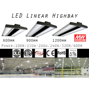 150W dimbar LED High Bay Lights