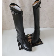2016 Novo Estilo de Moda Lady Leather Boots (WZ-10)