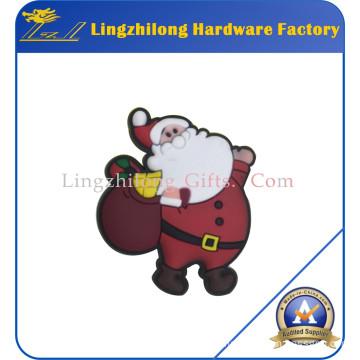 Santa Claus Christmas Fridge Magnets