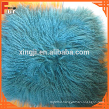 Mongolian Lamb Fur Cushion / Pillow