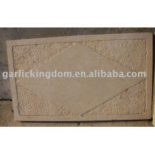 Beige Kalkstein Pflasterstein