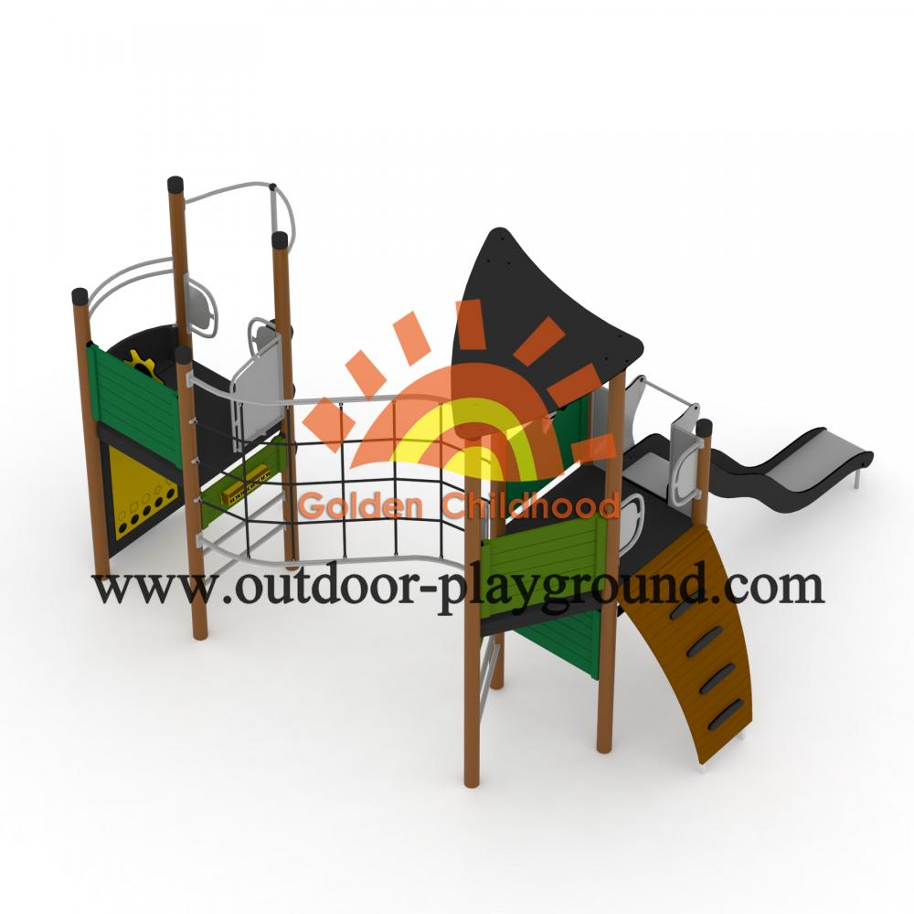 Hpl Modern Outdoor Play Structures