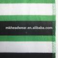 Neuheit Polyester-Druck gesponnen Fußball Schal