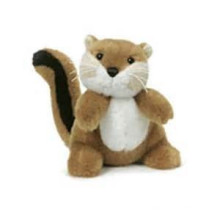 2015 stuffed plush chipmunk toy