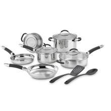 Juego de utensilios de cocina de acero inoxidable 11PCS Utensilios de cocina