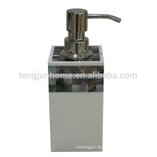 Canosa schwarz Perlmutt Mosaik Küche Flasche Pumpe Spender
