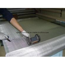 Malla de alambre de acero inoxidable 316
