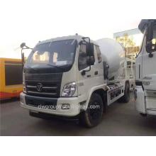 Camião betoneira Euro 4 Foton 8 CBM