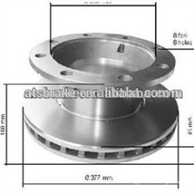 auto spare parts brake system 0308834037 brake disc/rotor