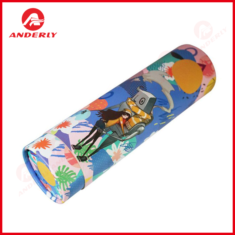 Packaging Gift Cardboard Tube Flexible Toys Packaging