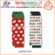 Hot sales high quality soft baby leg warmers