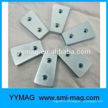 Elektromotor Neodym-Magneten fixierbarer Magnet