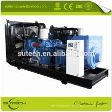 Heiß! 1400 KVA / 1120KW MTU Dieselgenerator mit originalem 12V4000G23R MTU Motor aus Deutschland