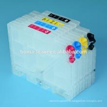 Cartouche d'encre rechargeable GC41 pour cartouche Ricoh SG3110DN SG7100 avec puce