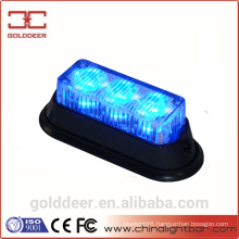 Golddeer Blue Mini Flashing Signal Light Led Grill Light