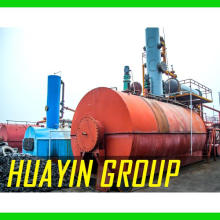Xinxiang HuaYin Renewable Energy Equipment True Manufacturer Mini Scale Crude Oil Refinery