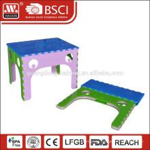 Großhandel Kunststoff Klappstuhl und Tisch