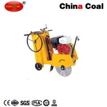 Cortador de sierra para hormigón diesel con cuchilla Gqr400-B 400-500mm