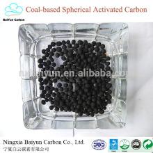0.42-0.59 г/см3 плотность гранулированного активированного угля для продажи растворителя дезодорант восстановления
