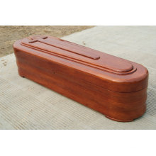 20mm Thinkness Funeral Coffin R001hi