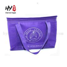 Langlebige nicht gesponnene hohe Qualität Isolierkühltaschen im Freien besonders angefertigt