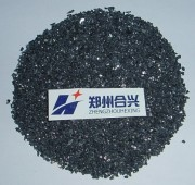 China's Black Silicon Carbide Grit F16 for Sandblasting and Grinding wheels
