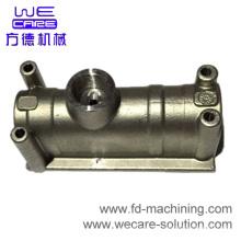 Piezas de mecanizado CNC de precisión con aluminio, latón, acero inoxidable