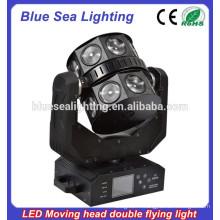 16 * 15w conduit des lumières de tête mobiles / éclairage de tête mobile / tête de tête menée