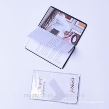 Mini Metal Magnetic Address Phone Book For Promotion