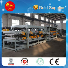 Color Steel EPS or Rockwool Composite Board Production Line
