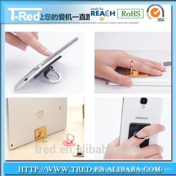 De haute qualité tout le métal a personnalisé le support d'anneau en métal pour le téléphone portable 2017