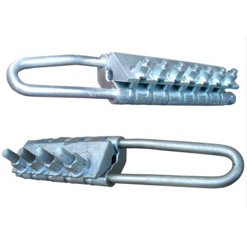 Vastgeboute Type Anti-twisting Wire Rope Gripper
