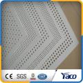 пефорированный лист металла, пефорированная алюминиевая панель, лоус перфорированного листового металла