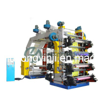 8 couleurs Flexo Machine d'impression