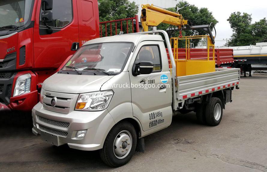 small crane truck for sale