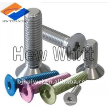 titanium bolt for bicycle