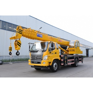 factory low price for Hydraulic Mobile Crane 16 ton mobile crane export to Saudi Arabia Manufacturers