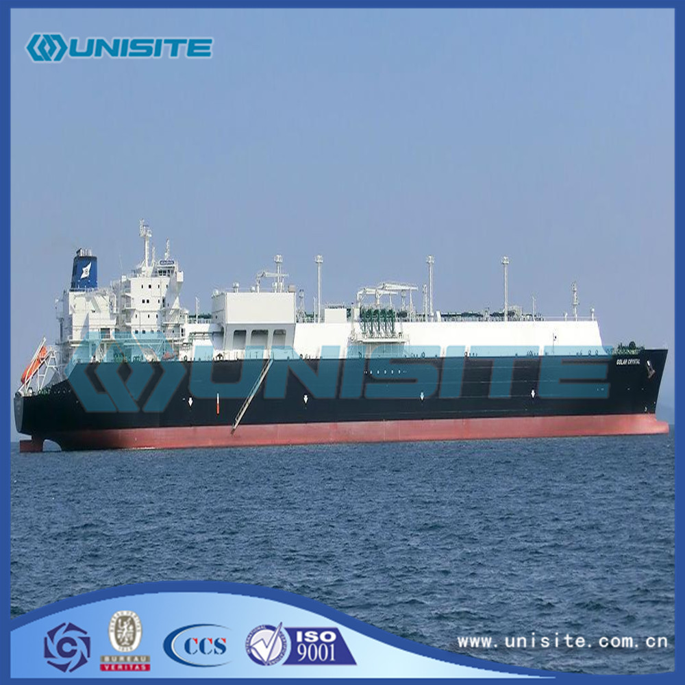 Floating LNG Vessel